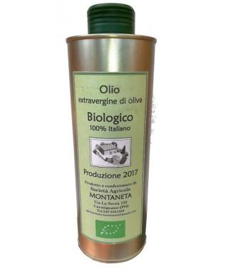 Olio Bio Extra Vergine d'Oliva 0,5 L