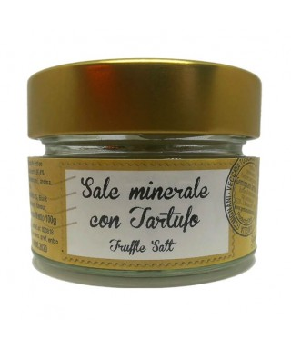 Mineral Salt with Truffle