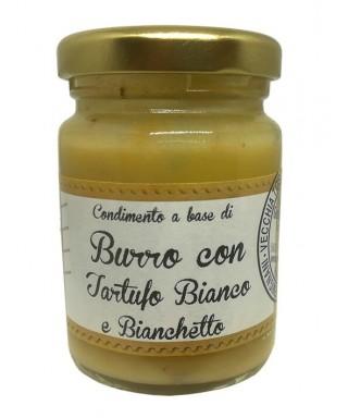 Beurre à la Truffe Blanche et Blanquette