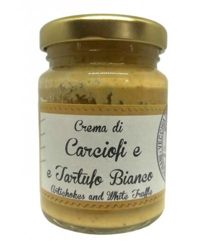 Artichokes and White Truffles Spreadable Cream