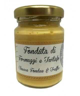 Fondue Fromage et Truffe