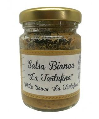 """White Sauce """"La Tartufina"""""""