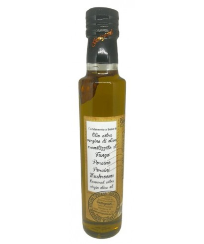 Porcini Mushrrom Flavoured Extra Virgin Olive Oil