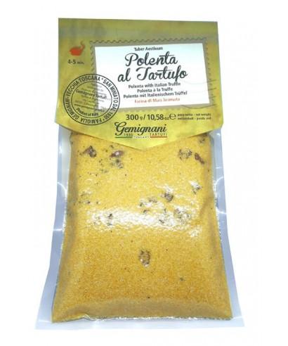 Italian Truffle Polenta