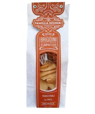 Italian anise cookies Brigidini