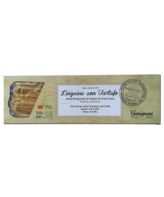 Linguine con Tartufo