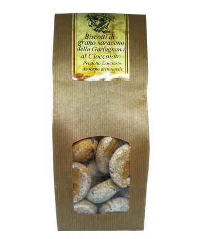 Biscuits au Sarrasin et Chocolat