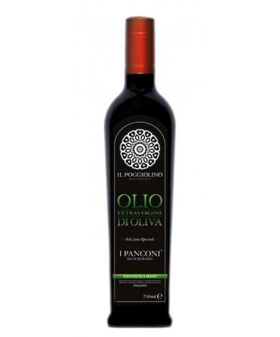 Huile EVO - I Panconi di Cicignano® 0,75L