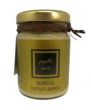 Beurre à la Truffe Blanche