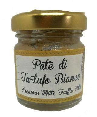 Patè di Tartufo Bianco Pregiato