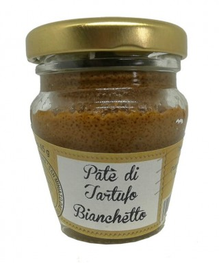 Patè di Tartufo Bianchetto