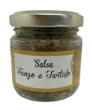Sauce Champignon et Truffe