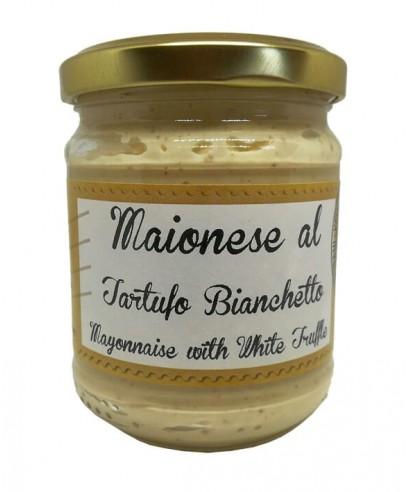 Mayonnaise with White Truffle