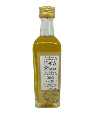 White Truffle Flavoured Extra Virgin Olive Oil