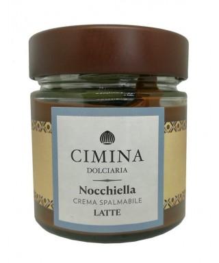 Crema Spalmabile al Cioccolato al Latte