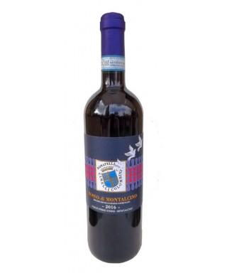 Rosso di Montalcino DOC 2016 - Casato Prime Donne