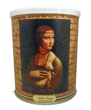 American Coffee - Dama con l'Ermellino Leonardo