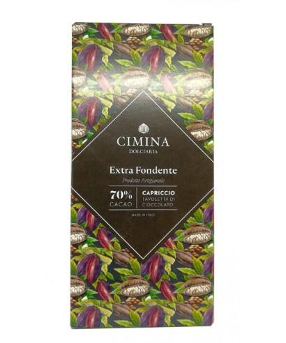 Cioccolato 70% Extra Fondente