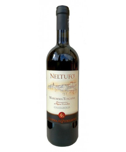 NelTufo - Ciliegiolo Maremma Toscana DOC - Vin Rouge 2017