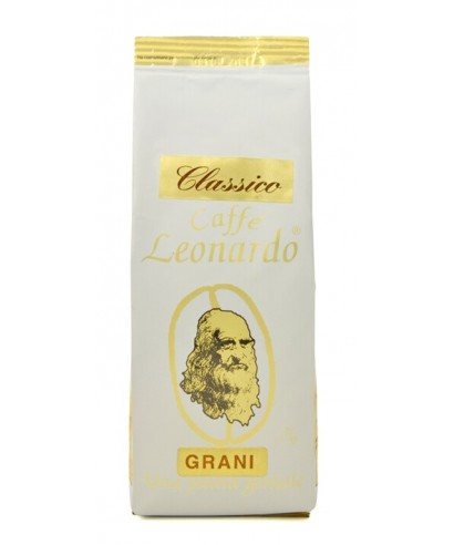 "Café ""Classico"" en grains Leonardo"