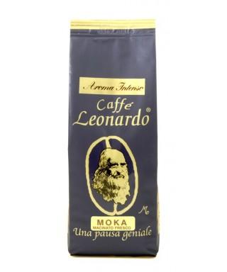 """Café Leonardo """"Aroma Intenso"""" pour Moka"""
