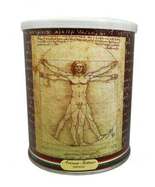 Café Leonardo en Grains - Uomo Vitruviano
