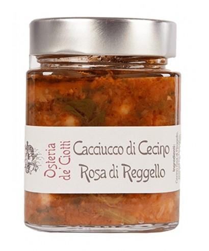 Pink Chickpea Cacciucco of Reggello