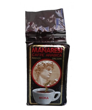 Ground Coffee for Moka by Manaresi