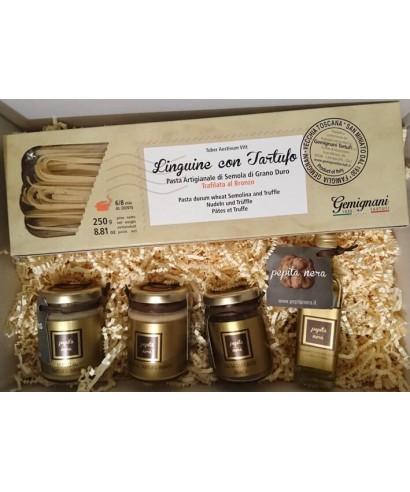 White Truffle Tasting Gift Box