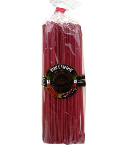 Linguine al Vino Rosso