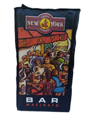 New York Italian espresso coffee