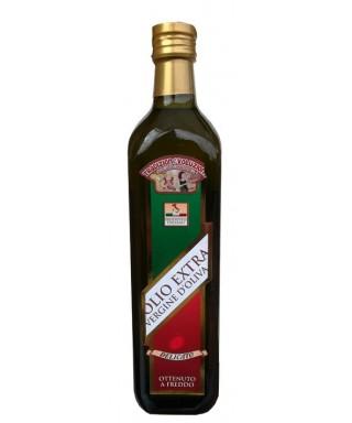 Huile d'Olive Extra Vierge - Goût Délicat