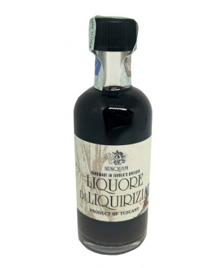 Licorice Liquor Miniature Spirits