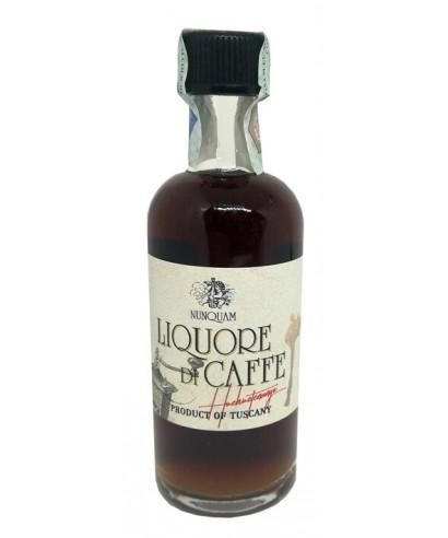 Coffee Liquor Miniature Spirits