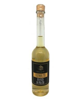 White Prato Vermouth Miniature Spirits