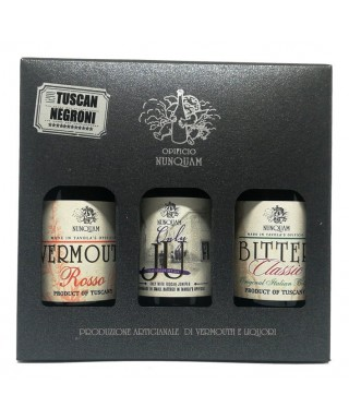 Negroni Toscan Mignonettes