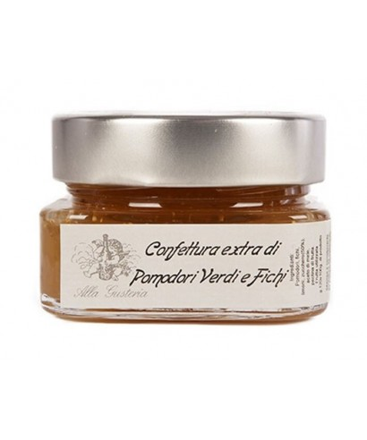Green Tomatoes and Figs Jam
