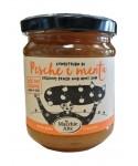 Organic Peach and Mint Jam