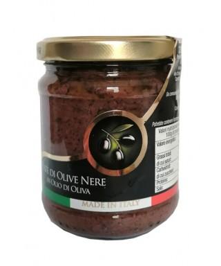 Pâte d'Olives Noires