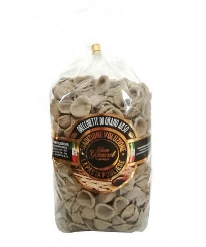 Burnt Wheat Orecchiette