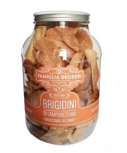 "Traditional Italian Anise cookies: ""Brigidini"""