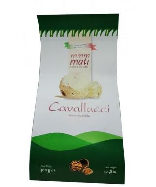 Cavallucci - Biscotti di pasta di mandorle