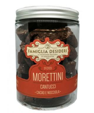 Cantucci Cacao et Noisettes