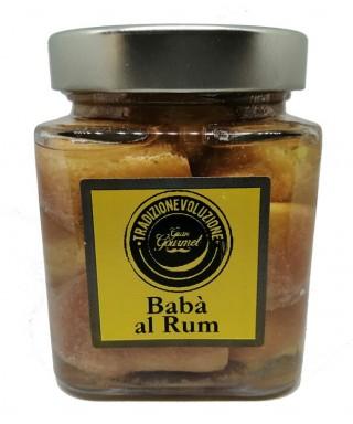 Babà with Rum