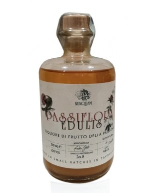 Passion Fruit Liqueur