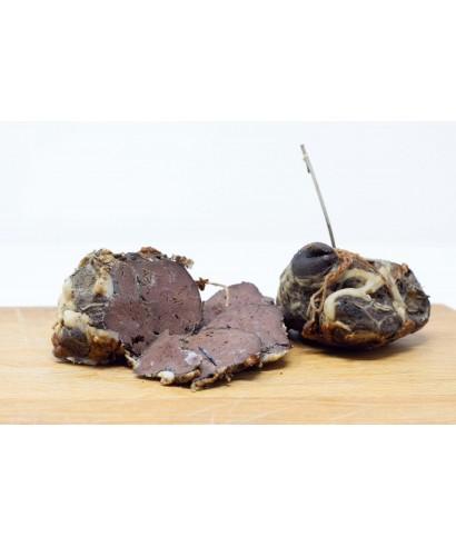 Livers in Virgin Lard of Suino Nero Macchiaiola Maremmana®