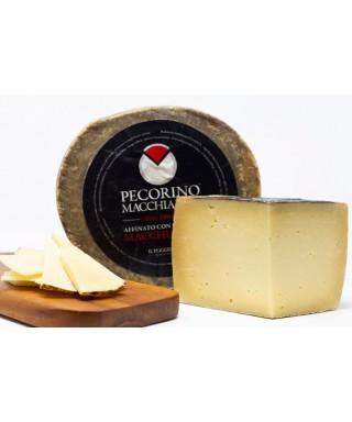Fromage Pecorino Gran Riserva Vieillie dans le Lard