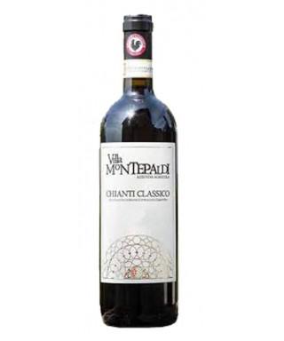 Chianti Classico Wine - Villa Montepaldi