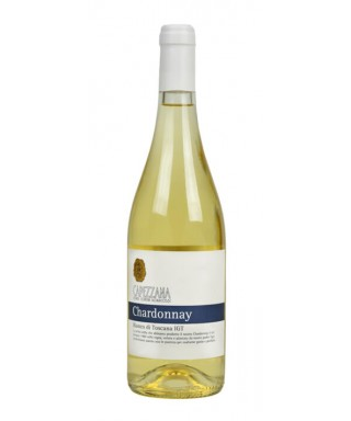 Chardonnay Capezzana IGT Bio - Vin Blanc