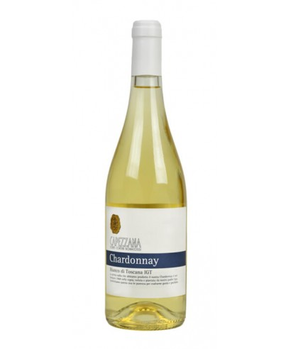 Chardonnay Capezzana Bio - Tuscan White Wine